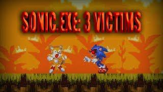 Sonic exe: The 3 victims DEMO - TAILS SURVIVED!