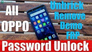 Oppo, Realme All | Remove Demo, Unbrick, FPP Lock, Pattern Lock, Pin Lock,  Password Lock