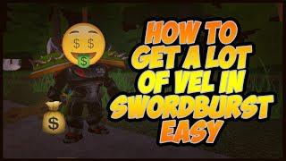 FASTEST WAY TO MAKE MONEY on Any Level! ◆ Swordburst 2 ◆ [PATCHED]