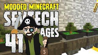 Minecraft SevTech: Ages | 41 | MASSIVE AUTOMATION! | Modded Minecraft 1 12 2