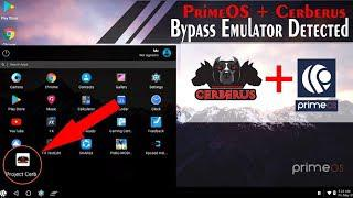Prime Os Mainline Bypass Emulator Detected PUBG Mobile With Cerberus