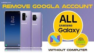 Remove FRP ANY SAMSUNG GALAXY Android 8 Oreo & 7 Nougat without computer