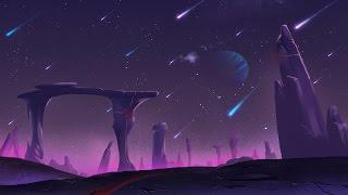 Ambient Space Music - Shooting Stars