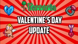 Terraria ios 1 2 4 | Valentines Day Update!!! (Run up to 1 3) February  mobile event 2017