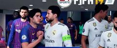 Скачать FIFA 19 PPSSPP Android Offline 350MB New Face Kits