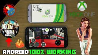 Download and Play GTA 5 in Android brand new Xbox one Pro Emulator || 100%  Working || No fake ||