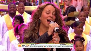 Mariah Carey All I Want For Christmas Mic Feed.Mariah Carey I Want To Know What Love Is Live On Today Show Mic Feed Isolated Vocals