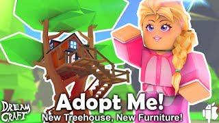 TREE HOUSE UPDATE + ALL NEW CODES IN ADOPT ME! (Roblox)