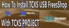 Скачать TCXS Project English Version How to Install Han PS3