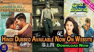 latest south movie in hindi download website