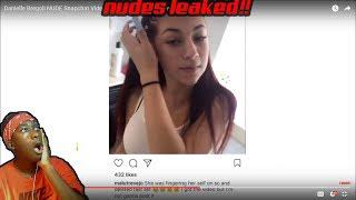Danielle Bregoli NUDE Snapchat Video EXPOSED by Malu Trevejo Allegedly Reaction She Got Exposed!! смотреть онлайн
