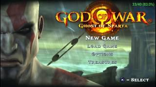 cara setting game god of war ppsspp android