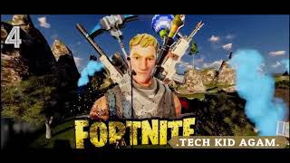 TOP 5 EPIC FORTNITE INTROS  FREE TEMPLATE 2018  panzoid, sony vegas pro and  more