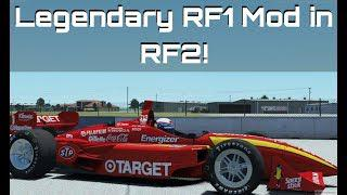 CART IS BACK! (And the full CART-Indy Story) CART Factor mod in rFactor 2  at Sebring
