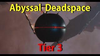 Abyssal Deadspace Tier 3 - Fierce Gamma Filament - EVE Online