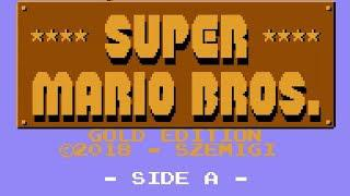 Super Mario Bros  Gold Edition (Side A) • Super Mario Bros  ROM Hack