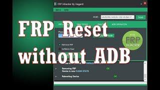 Frp Hijacker Samsung FRP Remove Without ADB Enable | FRP Remove Just One  Click | FRP Bypass Free