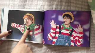 [UNBOXING OFFICIAL] [ENGSUB CC] BTS 3RD MUSTER DVD & 2016 BTS EPILOGUE  CONCERT DVD & BLURAY