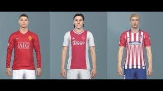 PES 2019 Legends back in time (for PC only)