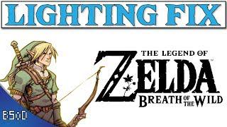 Cemu 1 11 1 | Lighting Fix | Zelda Breath of the Wild
