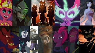 Defeats of My Favorite Animated Movie Villains Part 1