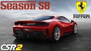 Update 1 21: Final Season Prize And Prestige Cup Car | Csr Racing 2