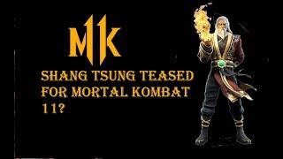 Mortal Kombat 11 Roster Prediction: Shang Tsung?