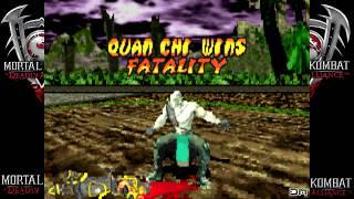 Mortal kombat deadly alliance cheats codes | Mortal Kombat
