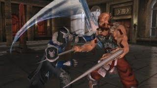 Mortal Kombat Deception WS Patched HD running on PCSX2 1 1 0