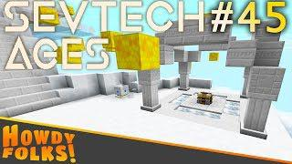 Infusing Starlight || SevTech Ages #45 (Modded Minecraft)