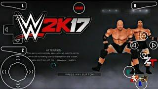 How to Download & Install WWF No Mercy 2K17 Mod on android 2017