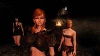 Skyrim: Bretons Unleashed Follower Mod