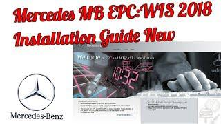 How To Install Mercedes (MB) EPC : WIS : ASRA net 2018 Dec  Data