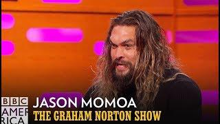 Skachat Jason Momoa Can Still Speak Dothraki The Graham Norton