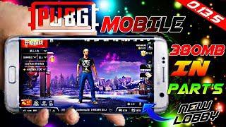 PUBG Mobile 0 13 5 Chinese Version Highly Compressed   Apk Data   New  Lobby, Gun Skorpion, And More