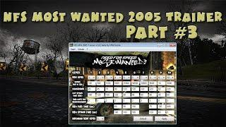 NfS: Most Wanted 2005 - Trainer by MW Inside Part 3