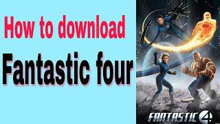 fantastic four full movie download in hindi 720p