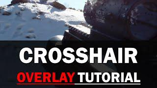 🔫 Increase Your FPS Accuracy By 400% Using Crosshair Overlay Program 🔫