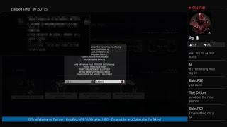 Warframe - Prime Vault Closes In 45 min, Trade Chat Explosion!