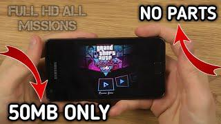 [50MB]HOW TO DOWNLOAD AND INSTALL GTA VICE CITY FREE HIGHLY COMPRESS FOR  ANDROID MOBILE PHONES!