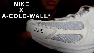73d39e647c76 Скачать Nike Zoom Vomero +5 A-Cold-Wall  (UNBOXING REVIEW ...