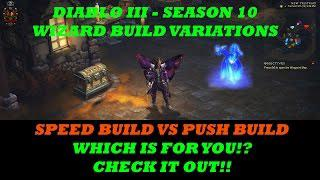 Diablo 3 Season 10 builds (Wizard) Patch 2 5 Top Builds