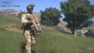 Kill the Hostage!! | Arma 3 Zeus Mission with Friends / Part 2