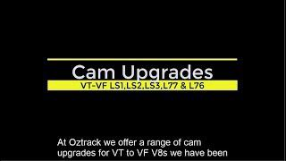Oztrack Cam Upgrades - drastically improve the performance of your HSV or  Commodore