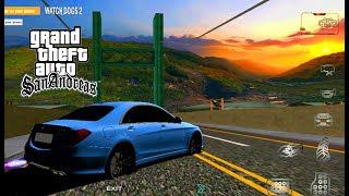 Gta san andreas 4k graphics mod android download | GTA 5