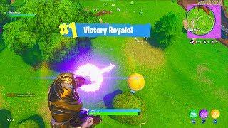 Thanos fortnite gameplay no commentary