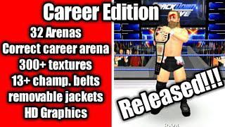 Скачать Released! WR3D 2K20: Career Edition by Louis and