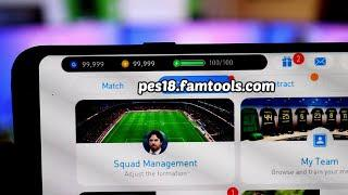 PES 2018 Hack Cheats | PES 2018 Free Coins GP (Android, iOS, PS4, PC & XBOX)