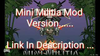 download hacked games ios mini militia