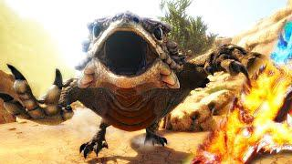 Skachat Ark Scorched Earth Map Exploration Jerboa Taming